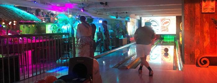 Tiki Tiki Bowling Bar is one of Hong Kong!.