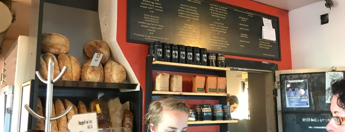 Sparrow Bakery is one of San Francisco to Seattle Road Trip.