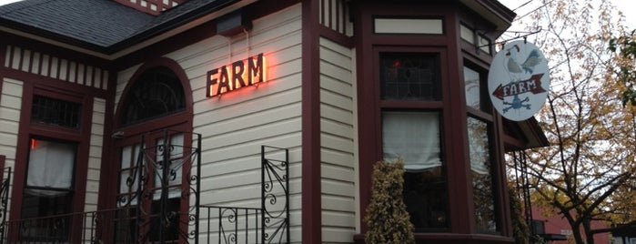 The Farm Cafe is one of PDX.
