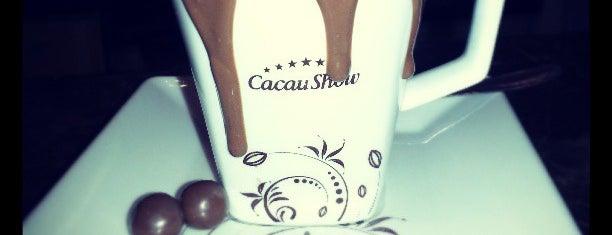 Cacau Show is one of Locais curtidos por Renato.