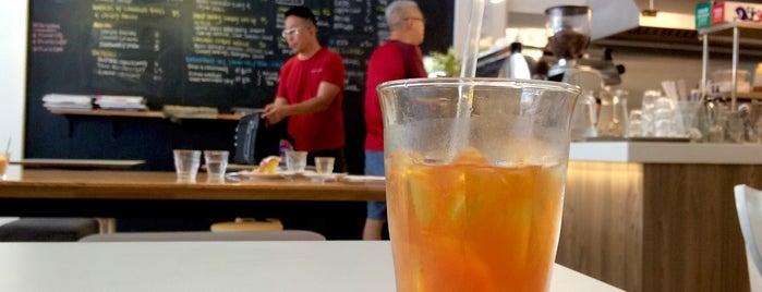 Flock Café is one of Singapore.