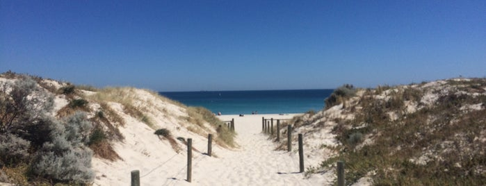 Leighton Beach is one of Perth.