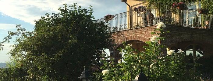 La Villa Hotel is one of Piemonte my love.