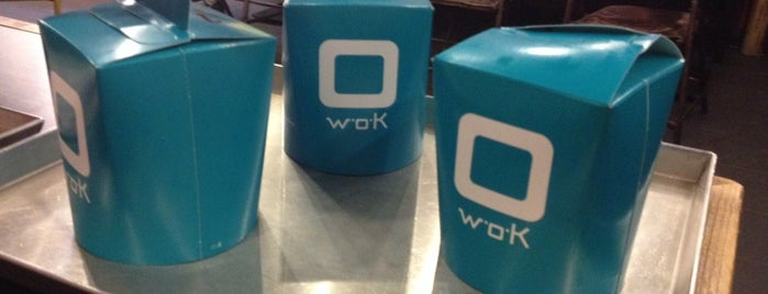 W.O.K. is one of สถานที่ที่ Giorgio ถูกใจ.