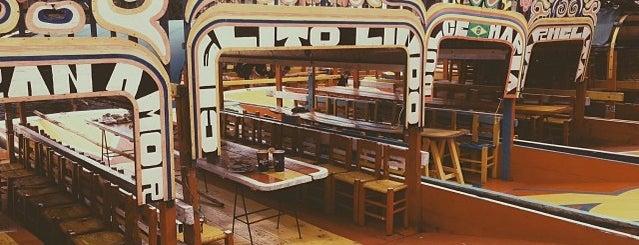 Mercado de Xochimilco is one of México D.F..