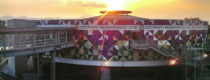 CETRAM Periférico Oriente is one of Tour del sur.