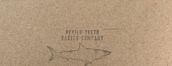 Devil's Teeth Baking Company is one of SF Midweek Breakfast.