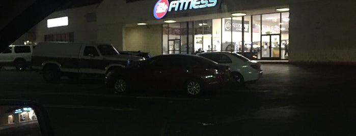 24 Hour Fitness is one of Thomas's Liked Places.
