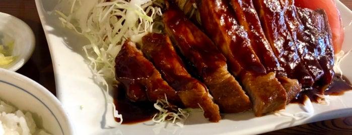 なるせ食堂 is one of 地域振興|豊橋うどん60ヶ所巡り.