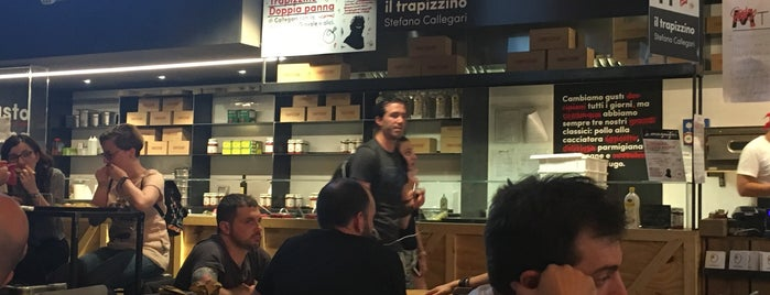 Trapizzino is one of Roma.