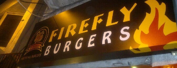 Firefly Burger is one of fevzi 님이 저장한 장소.