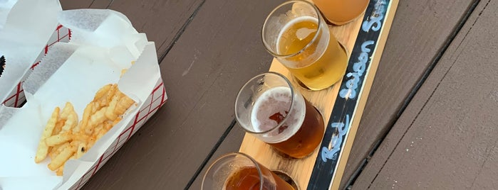 Crossroads Brewing Co. - Catskill Taproom is one of Catskills Weekend.