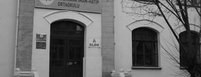 Kadınana İlköğretim Okulu is one of ..