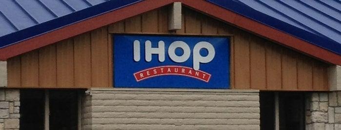 IHOP is one of สถานที่ที่ Gaston ถูกใจ.