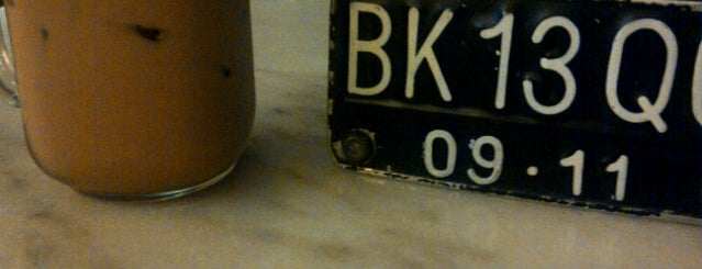 QQ Kopitiam is one of Jkt resto.