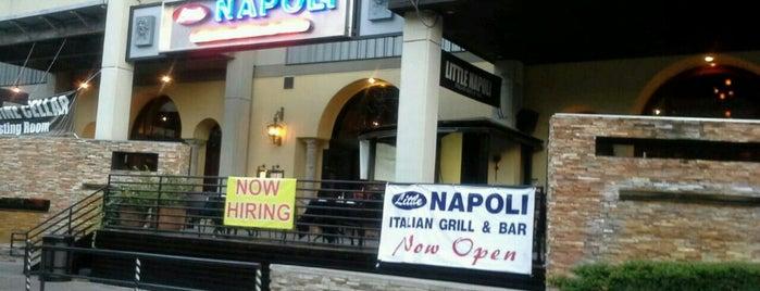 Little Napoli Italian Cuisine is one of TEXAS, HOUSTON.