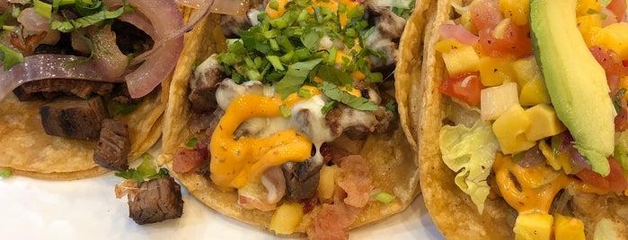 Taco Maya is one of Derek 님이 좋아한 장소.