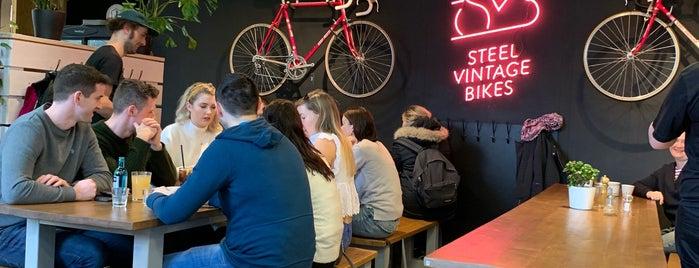 Steel Vintage Bikes Café is one of Must Do Berlin.