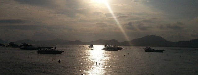 Praia do Tortuga is one of Lugares favoritos de Mil e Uma Viagens.