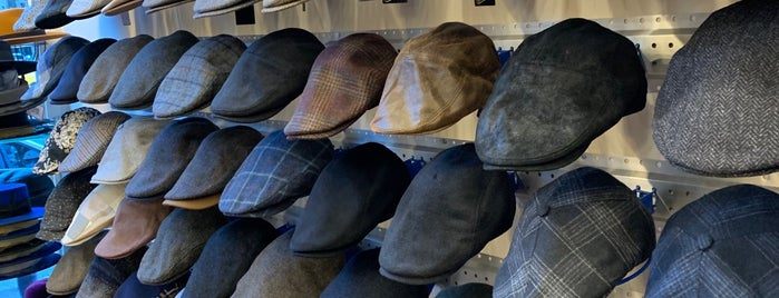 City Hats is one of Soho.