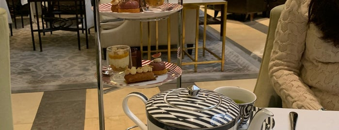 Afternoon Tea at the Corinthia Hotel is one of London.
