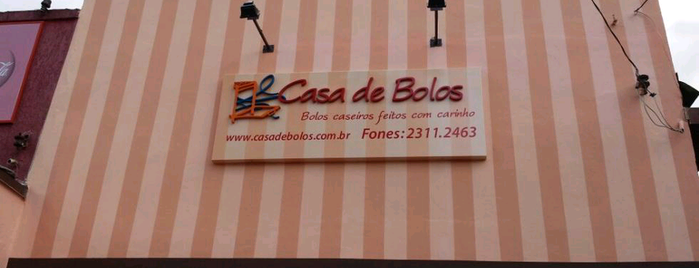 Casa de Bolos is one of Posti che sono piaciuti a Elcio.