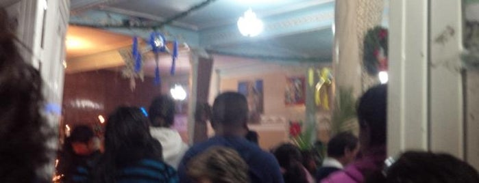 iglesia santa rosa de lima is one of Bieyka : понравившиеся места.