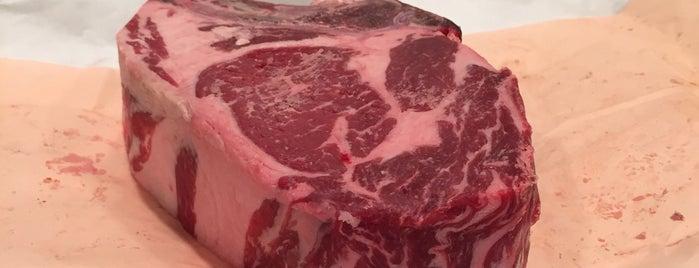 The Butchery is one of Lieux sauvegardés par Justin.