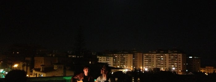Malaga Hostel is one of สถานที่ที่ Nico ถูกใจ.