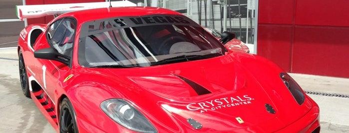 Dream Racing is one of Viva Las Vegas.