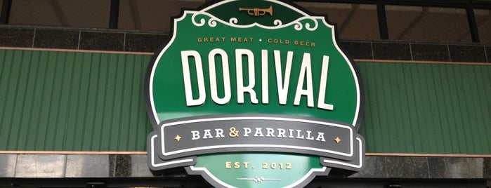 Dorival Bar & Parrilla is one of Posti che sono piaciuti a Dade.