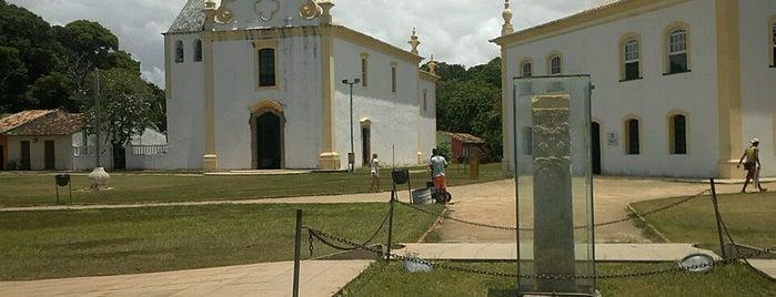 Centro Histórico de Porto Seguro is one of Kleber : понравившиеся места.