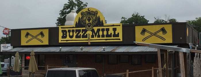 Buzzmill Coffee is one of Austin Favorites.