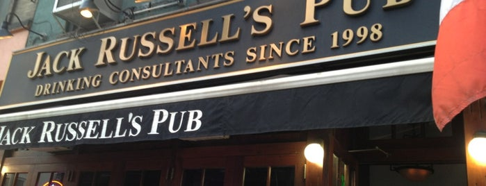 Jack Russell's is one of Upper East Side Bucket List.