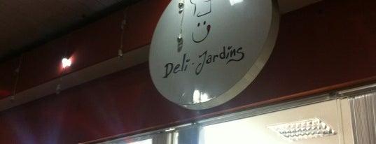 Deli Jardins is one of Lieux qui ont plu à Voumir.