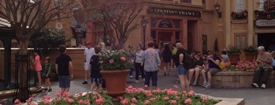 France Pavilion is one of Walt Disney World.