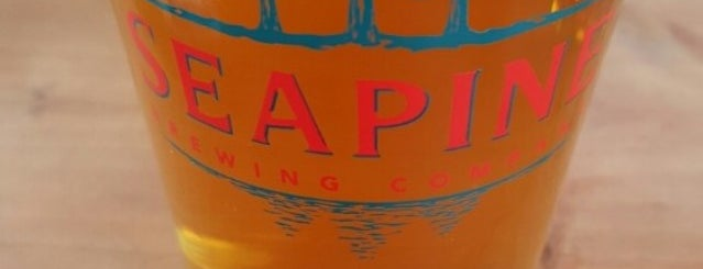 Seapine Brewing Company is one of Places to try.