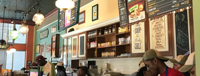 Potbelly Sandwich Shop is one of Posti che sono piaciuti a Ryan.