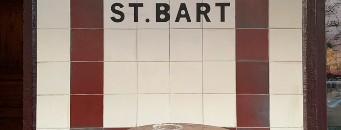 St. Bart is one of Berlin.