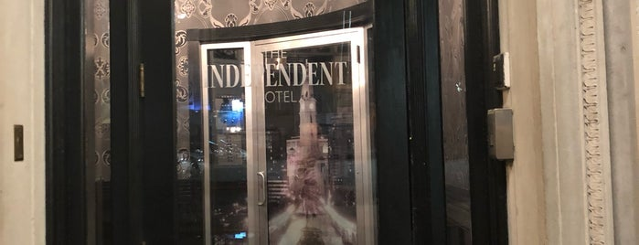 The Independent Hotel is one of Philadelphia.