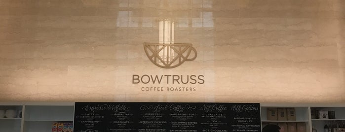 Bow Truss Coffee Roasters is one of Chicago.