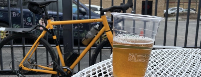 Dry City Brew Works is one of Chicago - Things to Do.