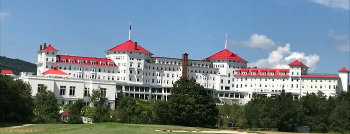 Mount Washington Resort Golf Club is one of New Hampshire.