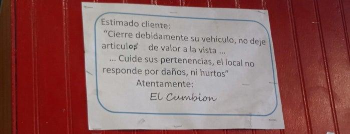 El Cumbion is one of Locais curtidos por Viejoloto.