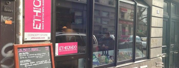 Ethicando is one of Lugares guardados de Isolde.