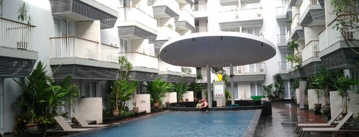 EDEN Hotel Kuta Bali is one of BALI - STAY.