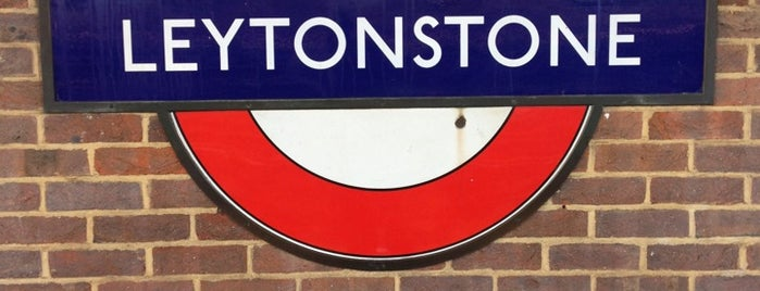Leytonstone London Underground Station is one of Volta ao Mundo oneworld: Londres.