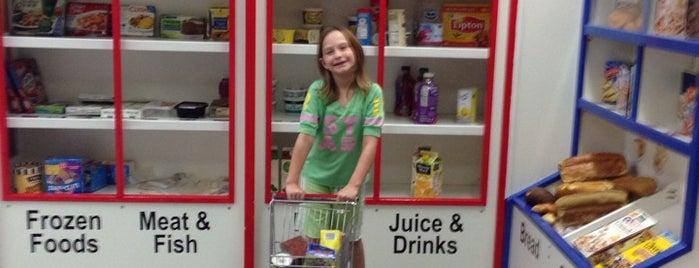 Flint Children's Museum is one of Posti che sono piaciuti a Amber.