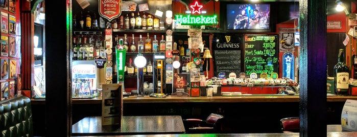 Harat's Pub is one of สถานที่ที่ Arun ถูกใจ.