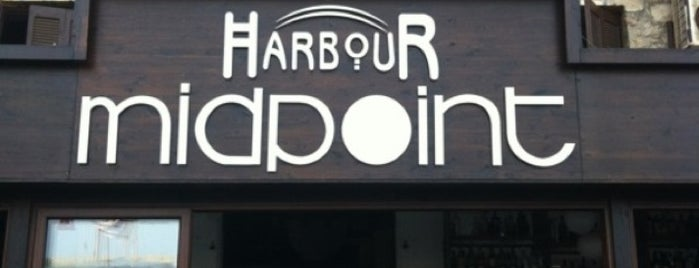 Harbour Midpoint is one of Posti che sono piaciuti a YsMByK.